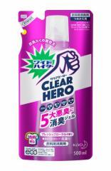 ワイドハイター クリアヒーロー消臭ジェル フレッシュフローラルの香り [つめかえ用] 500mL