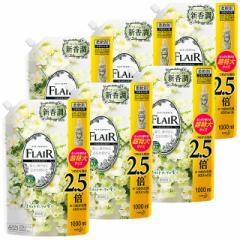 フレアフレグランス ホワイトブーケ スパウトパウチ 梱販売 1,000mL×6個セット