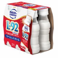 乳酸菌飲料 守る働く乳酸菌 ラベルレスボトル 100mL×30本(30本×1ケース)カルピス アサヒ飲料