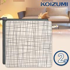 電気カーペット 2畳用 KDC-2007