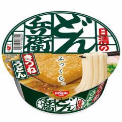 日清のどん兵衛 きつねうどん 96g×12食 日清食品 まとめ買い ケース販売 インスタント カップ麺