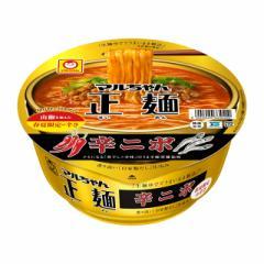 マルちゃん正麺 カップ 辛ニボ 122g×12個 東洋水産 カップラーメン カップ麺 インスタント ケース
