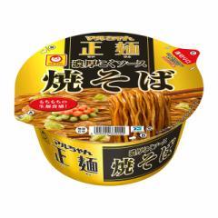 マルちゃん正麺 カップ 濃厚こくソース焼そば 132g×12個 東洋水産 カップ麺 カップ焼きそば まとめ買い