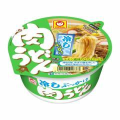 マルちゃん 冷しぶっかけ肉うどん 92g×12個 東洋水産  カップ麺 うどん インスタント まとめ買い ケース 備蓄