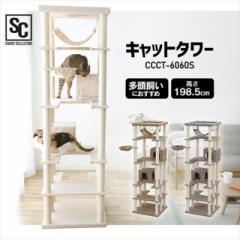 アイリスプラザ キャットタワー 猫 おもちゃ 据え...