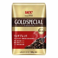 UCC 炒り豆 ゴールドスペシャル リッチブレンド 3...