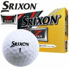 SRIXON ゴルフボール Z-STAR ホワイト 構造 1ダー...