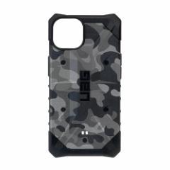 iPhone 2021(6.1inch 2レンズ)用 UAG PATHFINDER/MIDNIGHT CAMO