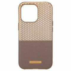 GRAMAS COLORS Hex Hybrid Case for iPhone 2021(6.1inch 3レンズ)/Champagne gold