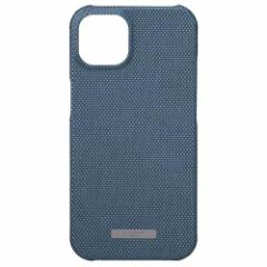 GRAMAS COLORS EURO Passione 2 Shell Case for iPhone 2021(6.7inch)/Metallic Navy