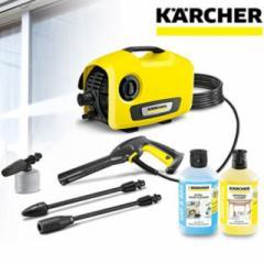【敬老の日】ケルヒャー 高圧洗浄機 K2 サイレント 洗剤2本セット