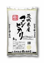 米 お米 令和3年産 茨城県産こしひかり&栃木県産こしひかり各5kg計10kg