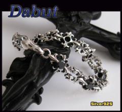 【DB】シルバーブレスレット(2)BCZ/6【メイン】シルバー925送料無料