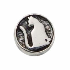 good vibrations (GV)ネコのピアス(1)(メイン) ピアス イヤリング シルバー925 銀 送料無料 猫 ねこ キャット 動物 メンズ レディース