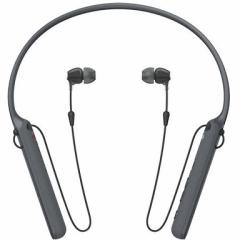 SONY WI-C400B ブラック [ダイナミック密閉型カナルイヤホン(Bluetooth対応)]