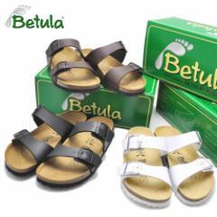 Betula TIKA(ティカ) コンフォートサンダル メンズ レディース Nobl102290-1-2
