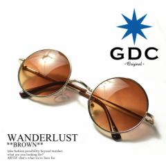 GDC (ジーディーシー) WANDERLUST GGDC【メンズ 眼鏡 サングラス 丸メガネ】【GDC ジーディーシー】atfacc