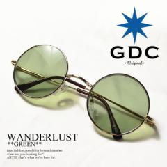 GDC (ジーディーシー) WANDERLUST GGDC【メンズ 眼鏡 サングラス 丸メガネ】【GDC ジーディーシー】