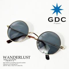 GDC(ジーディーシー) WANDERLUST GGDC【眼鏡 めがね サングラス 丸メガネ メンズ レディース】【GDC ジーディーシー】