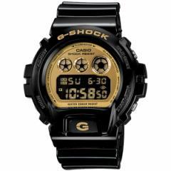 G-SHOCK ジーショック Gショック gshock CASIO カシオ DW6900CB-1 メンズ 男性 時計 腕時計 黒 ブラック ゴールド プレゼント おしゃれ