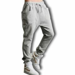 サルエルパンツ メンズ スウェットパンツ ロング丈 長ズボン ルームウェア 運動 部屋着 レディース BUZZ WEAR [バズ ウェア]