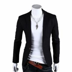 テーラード ジャケット メンズ ブレザー ブルゾン アウター ビジネス カジュアル フォーマル コーデ