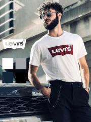 【ゆうメール便送料無料】LEVIS リーバイス Tシャツ レディース メンズ 17783