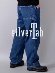 LEVIS LEVIS リーバイス シルバータブ Silver Tab ジーンズ メンズ デニム ペインターパンツ SANTA ROSA 14.2オンス 39291-0001