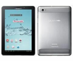 中古 タブレット SAMSUNG Galaxy Tab 7.7 Plus docomo(ドコモ) シルバー 本体 Android4.0.4