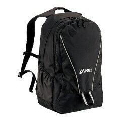 アシックス ASICS バックパック40 [カラー:ブラック] [サイズ:37×57×18cm(40L)] #EBG177 スポーツ・アウトドア