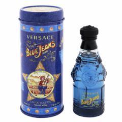 【ヴェルサーチ 香水】ブルージーンズ EDT・SP 75ml VERSACE  送料無料 56%OFF 【あす着】香水 BLUE JEANS