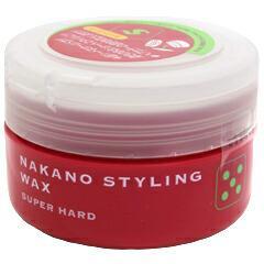 【ナカノ ヘアワックス】ナカノ NAKANO スタイリング ワックス 5 スーパーハード 90g ヘアケア STYLING WAX 5 SUPER HARD