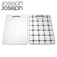 【ジョゼフジョゼフ まな板】ジョゼフジョゼフ チョッピングボード グリップトップ #ホワイト JOSEPHJOSEPH 送料無料 キッチン用品