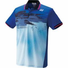 ヨネックス UNI ポロシャツ(フィットスタイル) [カラー:ブラストブルー] [サイズ:L] #10162-786 YONEX 送料無料 11%OFF