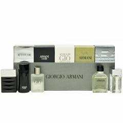 送料無料 ジョルジオ アルマーニ メンズ ミニ香水 セット GIORGIO ARMANI 香水 フレグランス