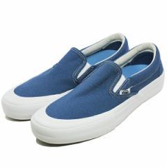 VANS バンズ スリッポン (アンドリュー アレン) [サイズ:26cm(US8)] [カラー:ネイビー] #VN0A347VPQN 靴
