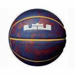 レブロン PG 4P バスケットボール 7号球(レブロン・ジェームズシグネチャー) [カラー:チームレッド×カレッジネイビー] #BS3006-612