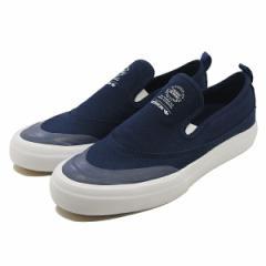 アディダス スケートボーディング マッチコート スリップ [サイズ:28.5cm(US10.5)] [カラー:ネイビー×ホワイト×ガム] #CQ1133 靴