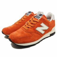 送料無料 【ニューバランス】 M1400JC [サイズ:29cm (US11) Dワイズ] [カラー:オレンジ] NEW BALANCE 靴