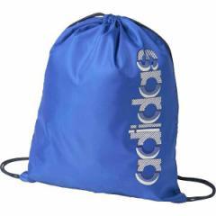 【アディダス】 ロゴナップサック U [カラー:ブルー×カレッジネイビー] [サイズ:36×44cm] #ECH97-CF6840 ADIDAS
