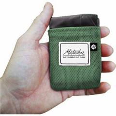 【マタドール】 ポケットブランケットV2 [サイズ:使用時160×112cm(収納時11×8cm)] #KMD1010 MATADOR スポーツ・アウトドア