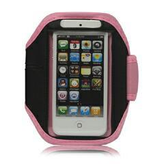 iPhoneSE / iPhone5s  iPhone SE iPhone 5s スポーツプロテクター ケースカバー ピンク 電化製品