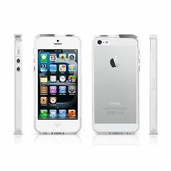 iPhoneSE / iPhone5s  iPhone SE iPhone 5s プラスチックバンパーケース ホワイト 電化製品 Case for iPhone5 iPhone 5s