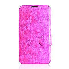 Galaxy S5 ギャラクシーS5 手帳型レザーケース スタンド機能付き ローズ 電化製品 Galaxy S5 Leather Cases