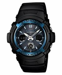 CASIO カシオ G-SHOCK Gショック 電波ソーラー メンズ腕時計 AWG-M100A-1AJF