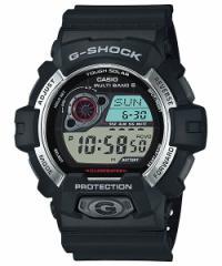 CASIO カシオ G-SHOCK Gショック 電波ソーラー ブラック メンズ腕時計 GW-8900-1JF