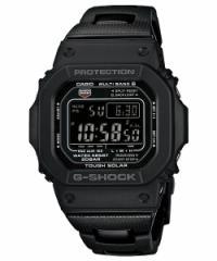 CASIO G-SHOCK カシオ Gショック 電波ソーラー ブラック メンズ腕時計 GW-M5610BC-1JF