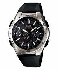 【特価】CASIO WAVE CEPTOR カシオ ウェーブセプター 電波ソーラー メンズ腕時計 WVQ-M410-1AJF