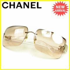 シャネル CHANEL サングラス レディース ココマーク [中古] 人気 セール J19181