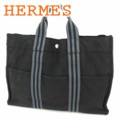 エルメス HERMES トートバッグ ハンドバッグ レディース メンズ 可 フールトゥトートMM フールトゥ [中古] 人気 セール T6499